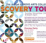 21st Annual Arroyo Arts Collective Discovery Tour